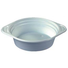 PAPSTAR Kunststoff-Suppenterrine, rund, weiß, 500 ml