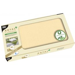 PAPSTAR Mitteldecke ROYAL Collection Plus, champagner
