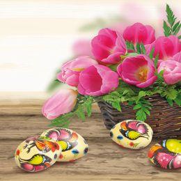 PAPSTAR Oster-Motivservietten Easter Mood