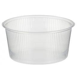 PAPSTAR Verpackungsbecher rund, ohne Deckel, 250 ml