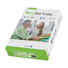 PAPYRUS Farbfächer RecyStar Color, 23 Seiten