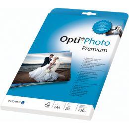 PAPYRUS Inkjet-Foto-Papier Opti Premium, DIN A4, 230 g/qm