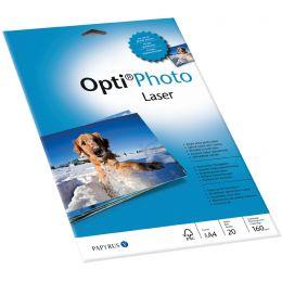 PAPYRUS Laser-Foto-Papier Opti, A4, 160 g/qm