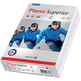 PAPYRUS Multifunktionspapier Plano Superior, A5, 80 g/qm
