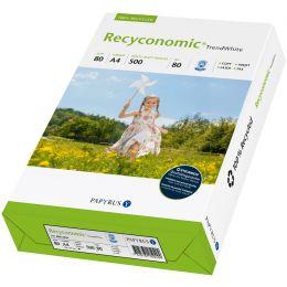 PAPYRUS Multifunktionspapier Recyconomic, A4, 80 g/qm