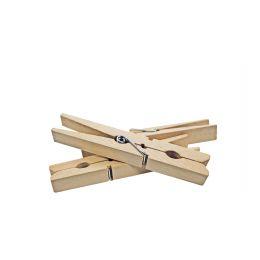Peggy Perfect Wäscheklammern, aus Holz, Länge: 75 mm