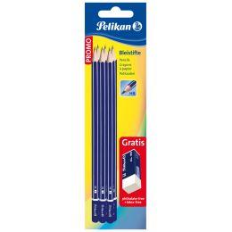 Pelikan Bleistift, Härtegrad: HB , Promotion Card