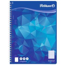 Pelikan Collegeblock, DIN A5, 80 Blatt, liniert