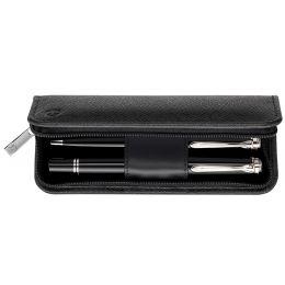 Pelikan Lederetui TGX2E für Pelikan Schreibgeräte, schwarz