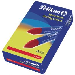 Pelikan Signierkreide 762, rot, Durchmesser: 13,5 mm