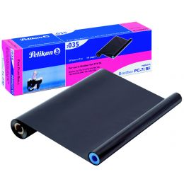 Pelikan Thermotransferrolle für brother Fax 1010, schwarz