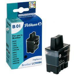 Pelikan Tinte 355010 ersetzt brother CL-900C, cyan