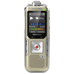 PHILIPS Audiorecorder DVT8010, 8 GB Speicher