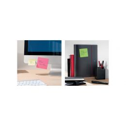 Post-it Haftnotizen Super Sticky Notes, 101x152 mm, liniert