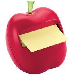 Post-it Z-Notes Spender Apfel, rot, bestückt