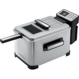 PROFI COOK Fritteuse PC-FR 1088, silber