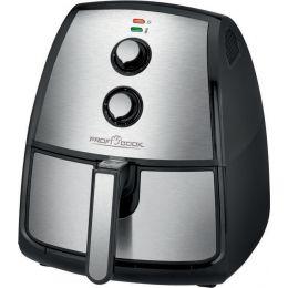 PROFI COOK Heißluft-Fritteuse PC-FR 1115 H,schwarz/edelstahl