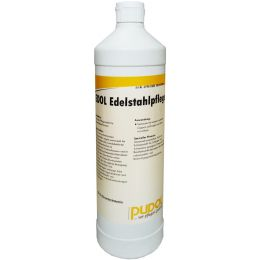 PUDOL EDOL Edelstahl-Pflege, 1 Liter Flasche