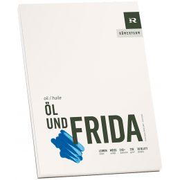 RÖMERTURM Künstlerblock ÖL UND FRIEDA, 360 x 480 mm