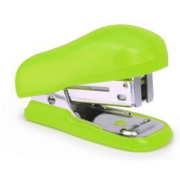 RAPESCO Heftgerät Bug Mini, Heftleistung: 12 Blatt, grün