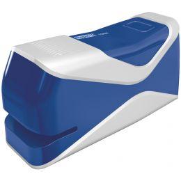 Rapid Elektro-Heftgerät Fixativ 10BX, blau/silber