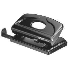 Rapid Mini Locher FMC10, Stanzleistung: 10 Blatt, schwarz