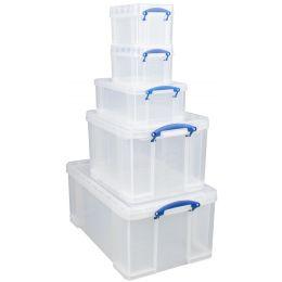 Really Useful Box Aufbewahrungsbox Bonus Pack 35 / 84 Liter