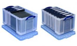Really Useful Box Ersatzdeckel für Aufbewahrungsbox 48 L