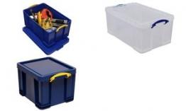 Really Useful Box Ersatzdeckel für Aufbewahrungsbox 64CCB
