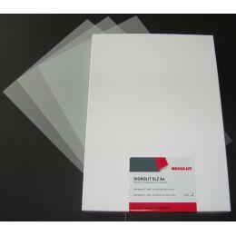 REGULUS PET-Folie SIGNOLIT SLZ, matt-transparent, DIN A3