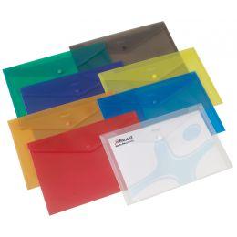 Rexel Dokumententasche Folder, DIN A5, farbig sortiert