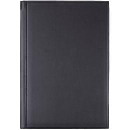 rido idé Buchkalender Ultraplan, immerwährend, schwarz