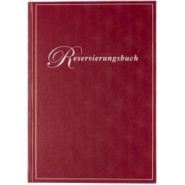 rido idé Reservierungsbuch, immerwährend, 1 Tag auf 1 Seite