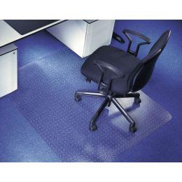 rillstab Bodenschutzmatte, (B)1.200 x (T)800 mm, für Teppich