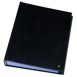 rillstab Sichtbuch Original, DIN A3, 24 Hüllen, schwarz