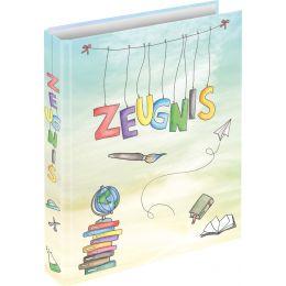 RNK Verlag Zeugnisringbuch Schooldoodle, DIN A4