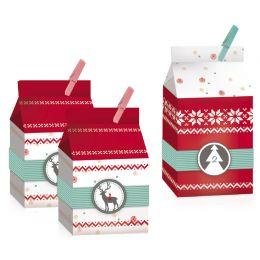 ROTH Adventskalender 24 Boxen Nordic Bags