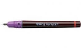 rotring Ersatz-Zeichenkegel für rapidograph 0,13 mm