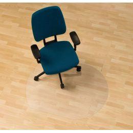 RS Office Bodenschutzmatte Ecoblue, Durchmesser: 600 mm