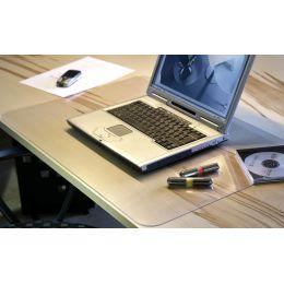 RS Office Schreibtischunterlage, Polycarbonat, 700 x 500 mm