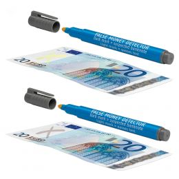 Safescan Falschgeld-Prüfstift Safescan 30, blau/grau