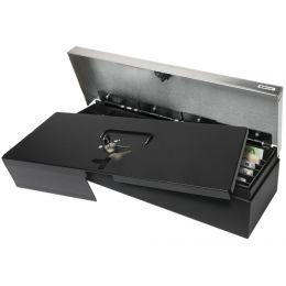 Safescan Münzbecher-Set 4617CC, wägbar, 8-teilig, schwarz