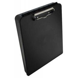 SAUNDERS Klemmbrett Portable Desktop Desk Mate, schwarz