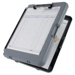 SAUNDERS Klemmbrett Portable Desktop WorkMate, grau