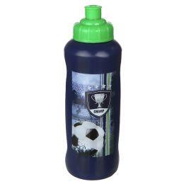 Scooli Trinkflasche Football Cup, 0,450 Liter
