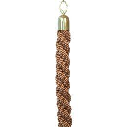 Securit Absperrsystem CLASSIC - Seil, bronze / gold