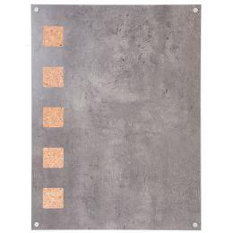 Securit Kreidetafel LIVING WALL, (B)580 x (H)780 mm