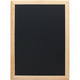 Securit Kreidetafel UNIVERSAL, mit Holzrahmen, schwarz