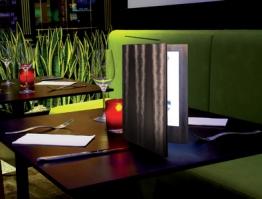 Securit Menü-Folien, für Laser-Drucker, DIN A4
