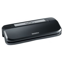 SEVERIN Profi-Vakuumierer FS 3609, 170 W, schwarz / silber